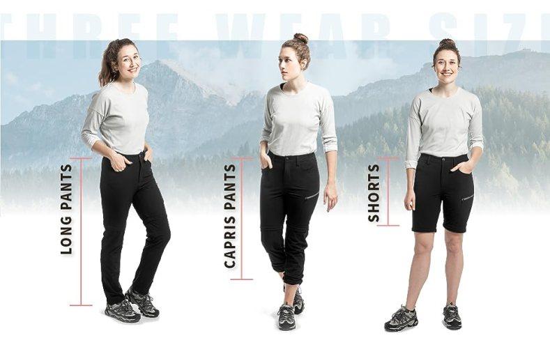 womens hiking pants lightweight