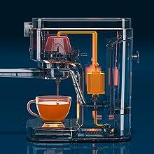 19 bar coffee maker