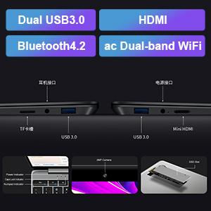 Laptop multi-interfaccia