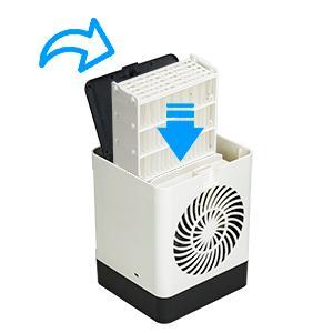 indoor air conditioner fun