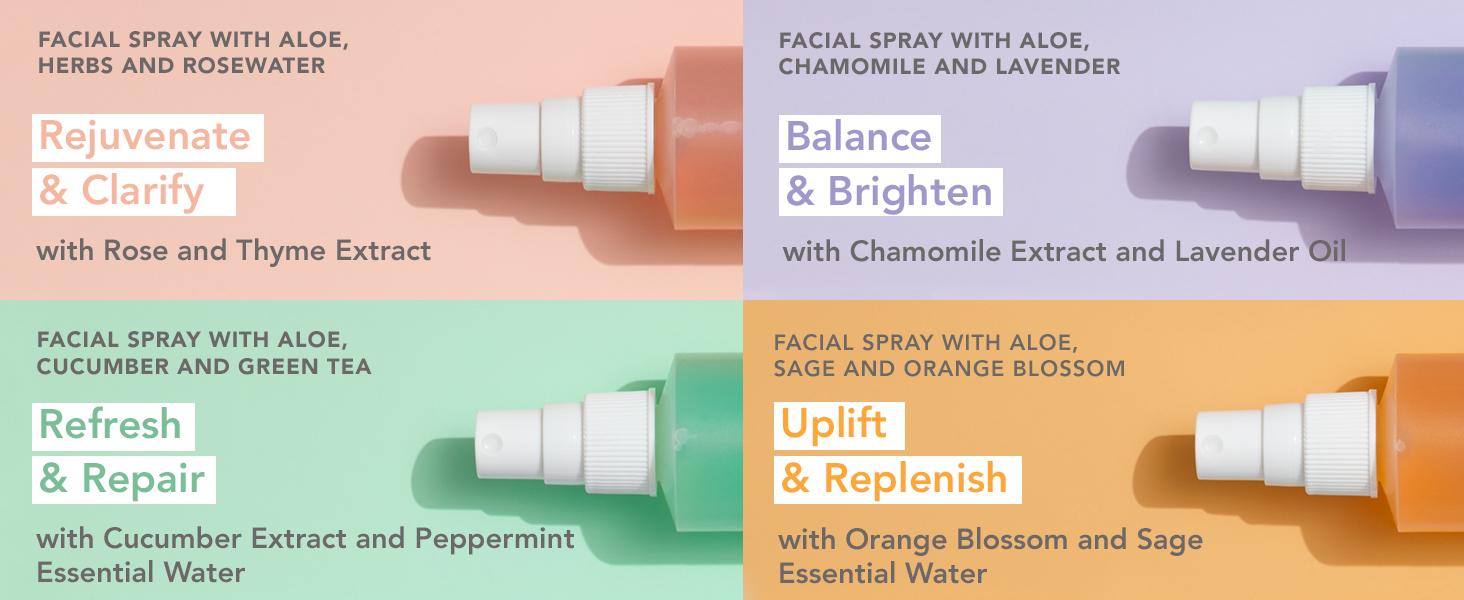 4 sprays