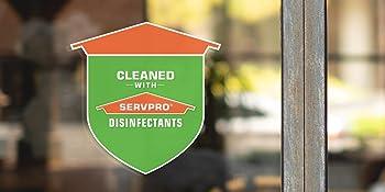 servpro,servproxide,disinfect,sanitize,windw,sticker,decal,sanitation,commercial,facility,business