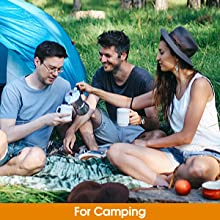 For Camping