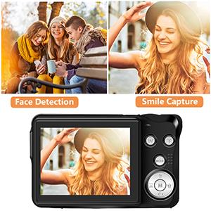 smile detect camera