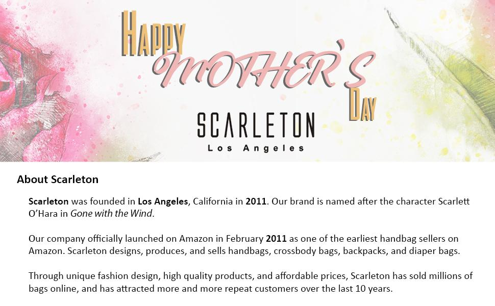 Scarleton Logo Mother;s Day