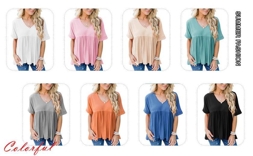 M6A053 women t shirt