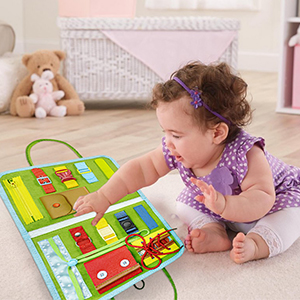 toddler busy board