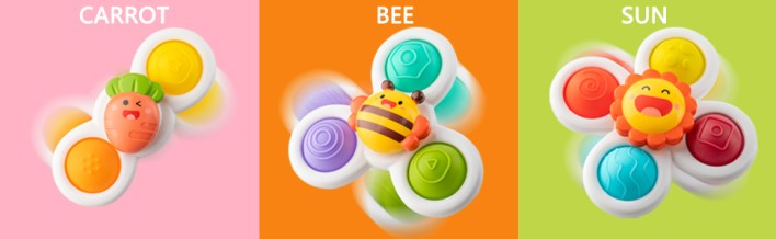 Suction Cup Spinner Toy2
