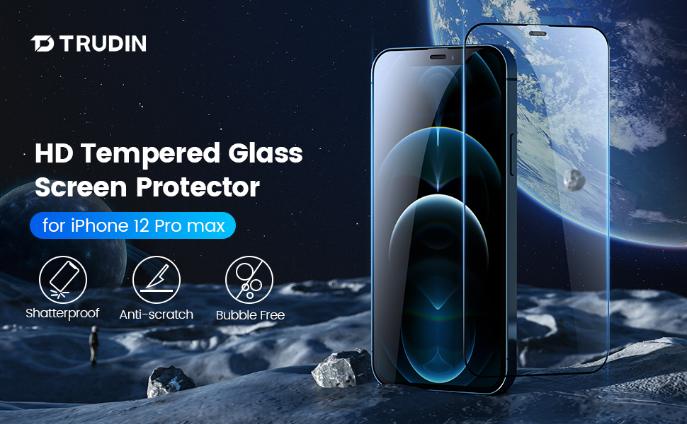 HD Tempered Glass Screen Protector
