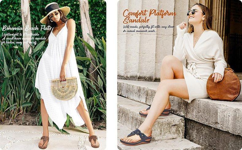 slip on backless sandals for women sliders work summer flip flop massage function shoes comfy shoes