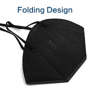 Flat Fold Design mask