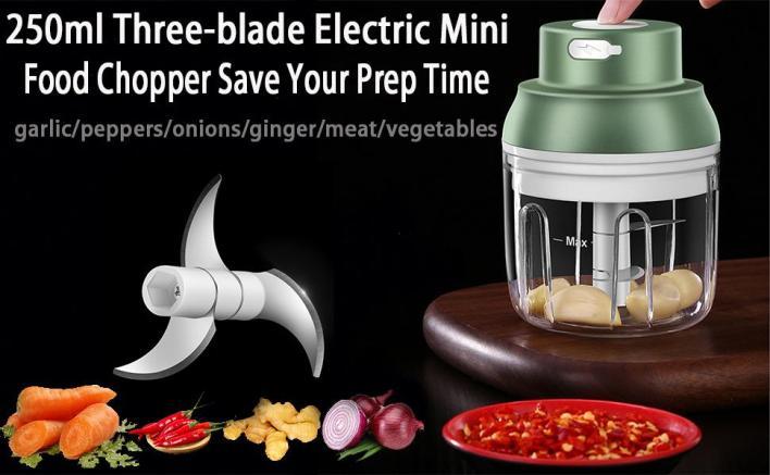 Electric Mini Food Chopper