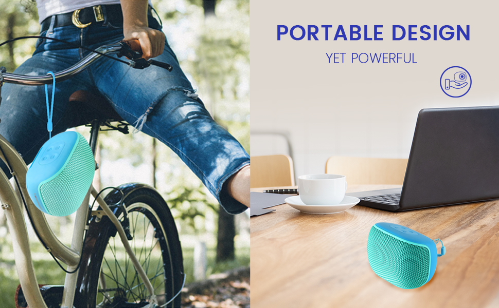 Bluetooth Speaker, Portable speaker, outdoor speaker, lumiford speaker, speaker