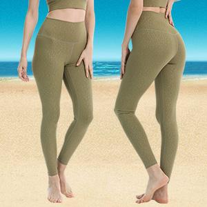 QUEST NEW Women's High Waist Yoga Tight Sports Pants