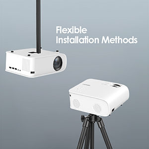Flexible Installation Methods