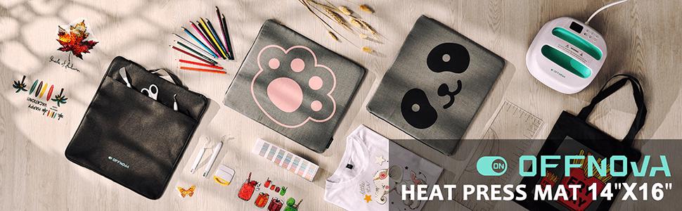 OFFNOVA Heat Press Mat