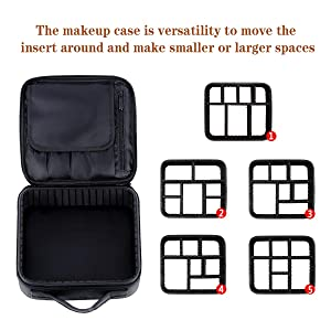 Adjustable Compartments