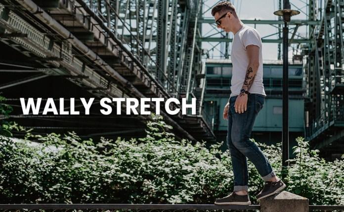 WALLY STRETCH HEADER
