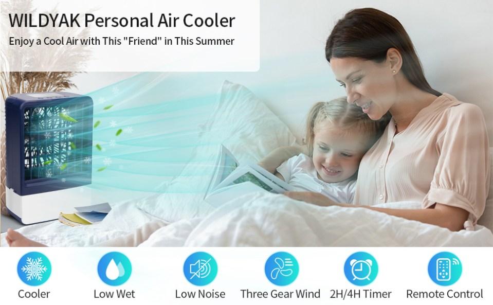 WILDYAK Personal Air Cooler