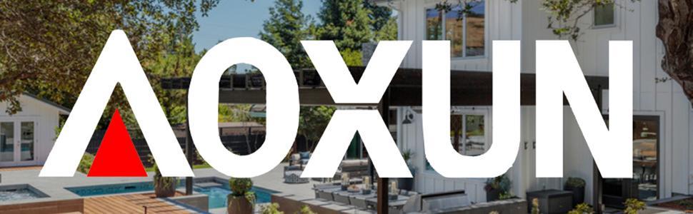 Aoxun Outdoor 7 Pieces Sofa Set