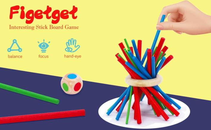 family games games for kids wooden sticks kids wooden toys educational games