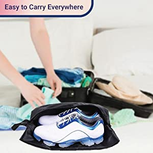 Easy To Carry Shoes On The Go