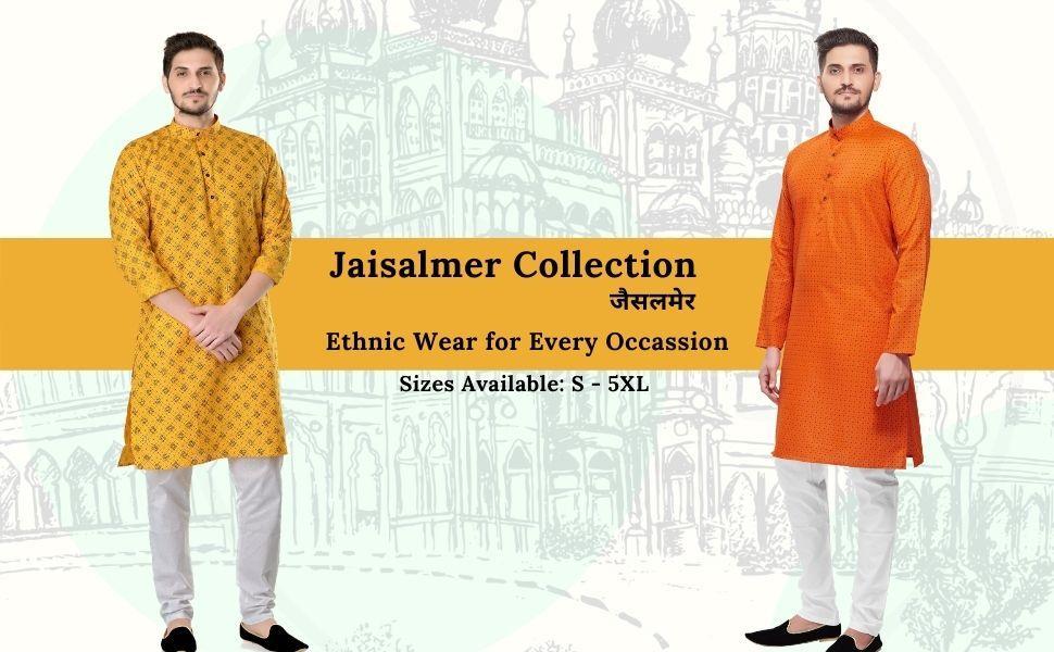 Jaisalmer Collection Banner