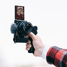 Image showing Vertical Shooting