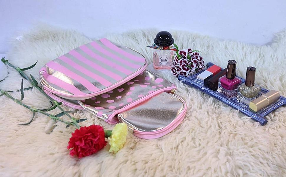 Makeup Pouch for Women Stylish