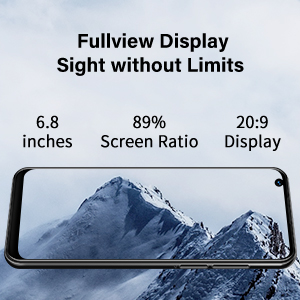 Fullview Display Sight without Limits