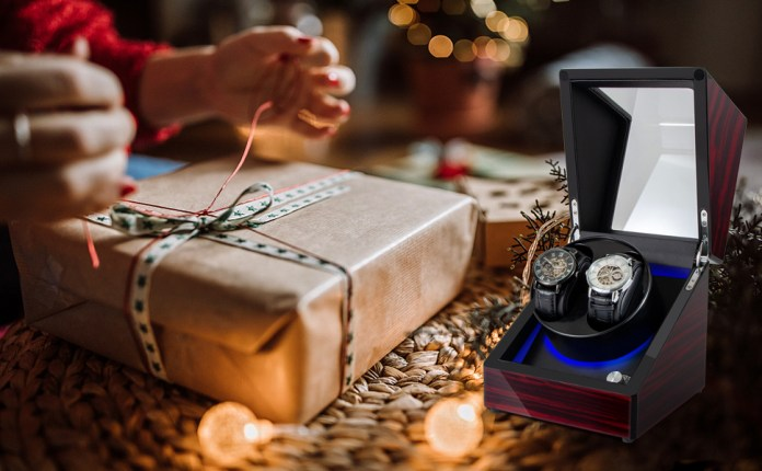 Best holiday gift for automatic watch winder