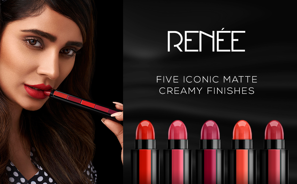 Renee Fab5 Lipstick