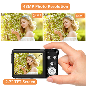 48MP digital camera