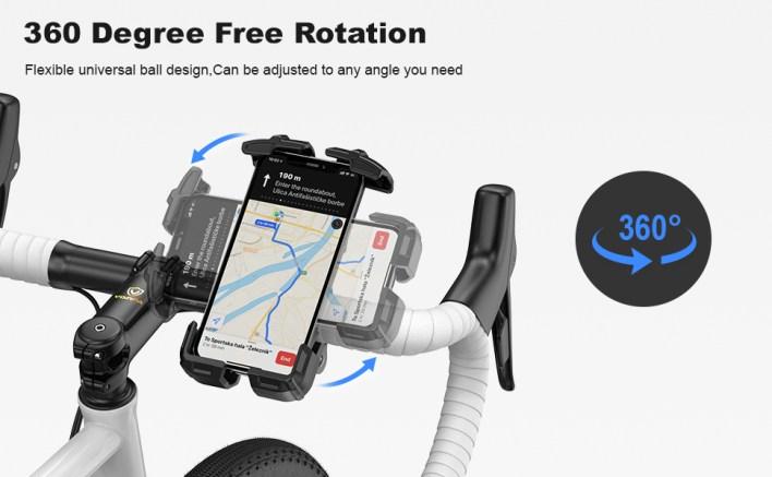 Bike Phone Mount