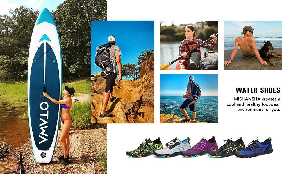 Women summer water shoes