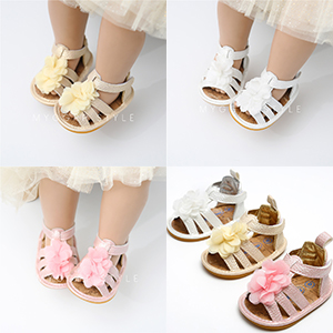 baby girls dress shoes open toes summer sandals