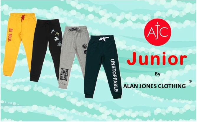 Check out the complete range of Track Pant & Joggers for Kids from Alan Jones Clothing