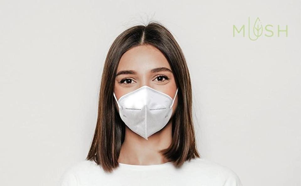 mush reusable face mask