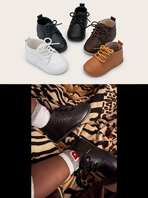 infant toddler boys formal casual shoes