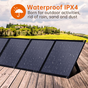 warter proof ipx4