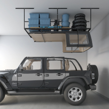 Jeep Hardtop Storage