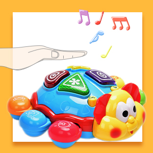 6 month old baby toys development