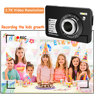 2.7k video camera