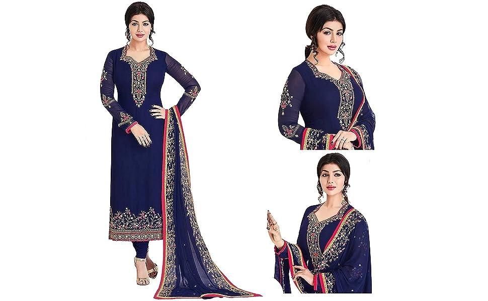 panash trends salwar suit dress