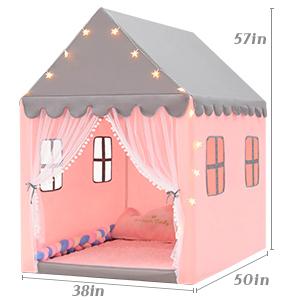 粉色帐篷2