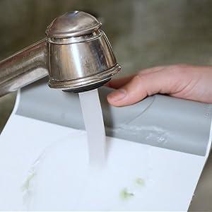 faucet rinsing scooperduper