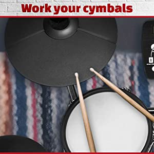 Work Your Cymbal