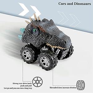 dinosaurios truck