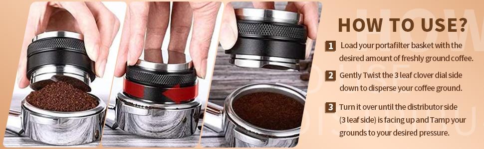 coffee distribution -