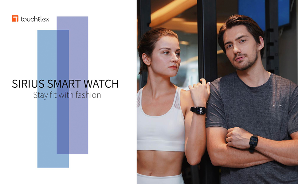 stay fashion smart watch